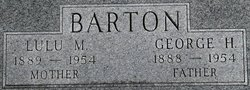 Lulu Margaret <I>Totten</I> Barton