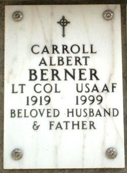 Carroll Albert Berner