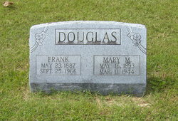 Mary M. <I>Major</I> Douglas