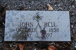 John A Bell