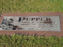 Roberta Jean <I>Wallace</I> Pepper