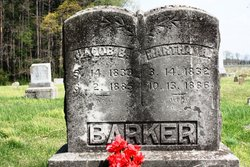 Jacob B Barker