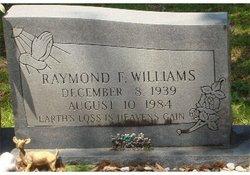 Raymond F Williams