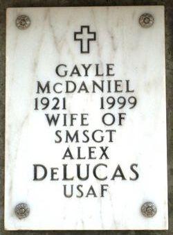 Gayle I Delucas