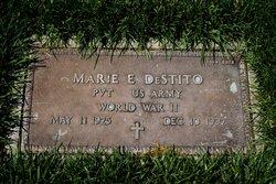 Marie E Destito
