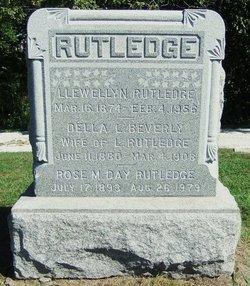 """Llewellyn Osborn """"Lew"""" Rutledge"""