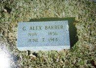 George Alexander Barber