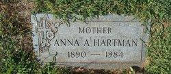 Anna Alice <I>Cross</I> Hartman