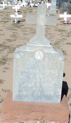 Fabiana <I>Dupire</I> Alarid