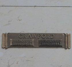 Beaulah P <I>Arnold</I> Crawford