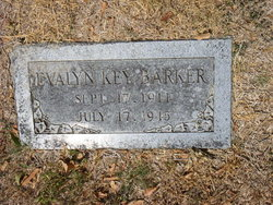 Evalyn Key <I>Landis</I> Barker