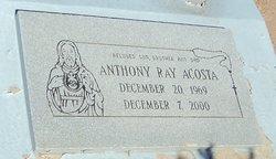 """Anthony Ray """"Tony"""" Acosta, Sr"""