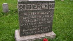 Paulina <I>Frank</I> Bierly