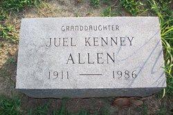 Juel Day <I>Kenney</I> Allen