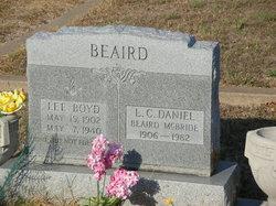 L. C. <I>Daniel</I> Beaird McBride