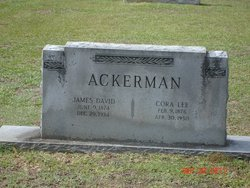 James David Ackerman