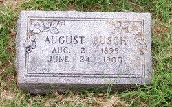 August Busch