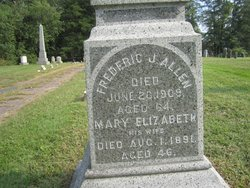 Mary Elizabeth <I>Potwine</I> Allen