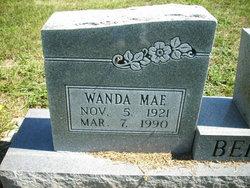 Wanda Mae Berner