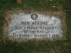 "Thomas Hedrick ""Hed"" Atkins"