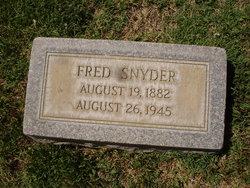 Fred Snyder