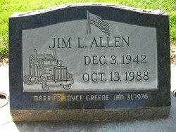 Jimmy Lee Allen