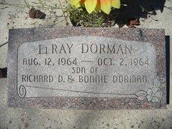 E Ray Dorman