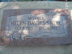 Helen Davies Snell
