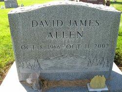 David James Allen