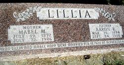 Aaron Robert Lillia