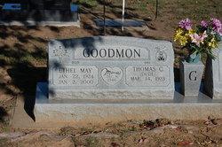 Ethel May Goodmon