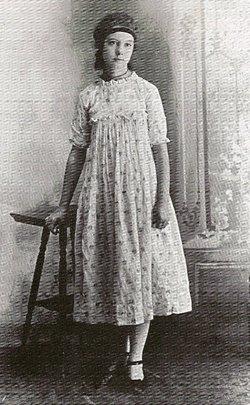 Louise Ethel <I>Scott</I> Allison