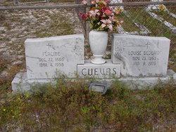 Louise <I>Dedeaux</I> Cuevas