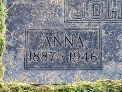 Anna <I>Lusby</I> Johnson