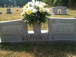 Edna Christine <I>Alexander</I> Chapman