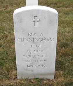Roy A Cunningham