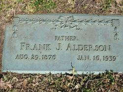 Frank J Alderson