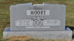 Phillip Malcolm Moore