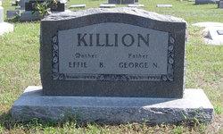 Effie Belle <I>Moore</I> Killion
