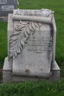Charles Edward Ahlum