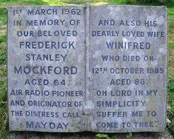 Frederick Stanley Mockford