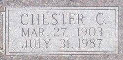 Chester C Harrison
