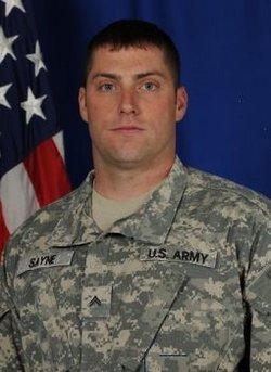 Sgt Timothy Douglas Sayne