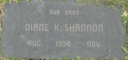 Diane K Shannon