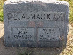 Arzela <I>Smith</I> Almack