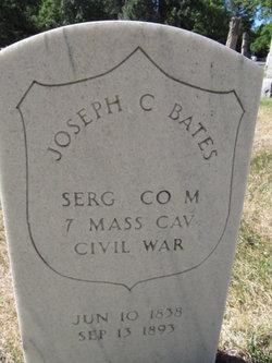 Sgt Joseph C Bates