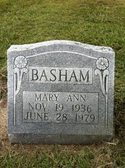 Mary Ann Basham