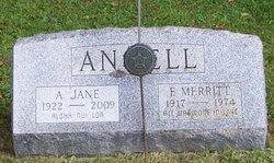 A Jane Angell