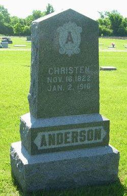 Christen Anderson