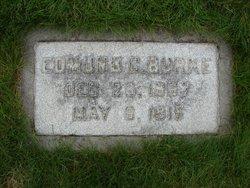 Edmund C Burke